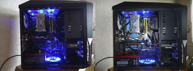 Корпус для компьютера Zalman Z11Plus Black