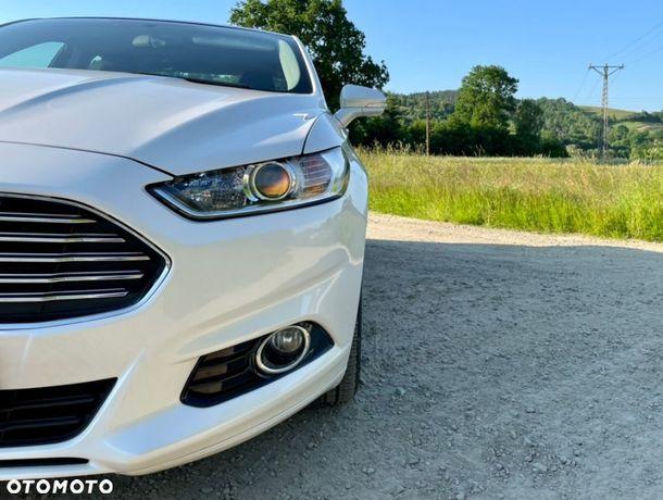 Ford Fusion 2.0 240KM 4x4 Biała perła Idealny