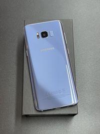 Samsung Galaxy S8 w kolorze Coral Blue DrPhone Złota 2 Kalisz