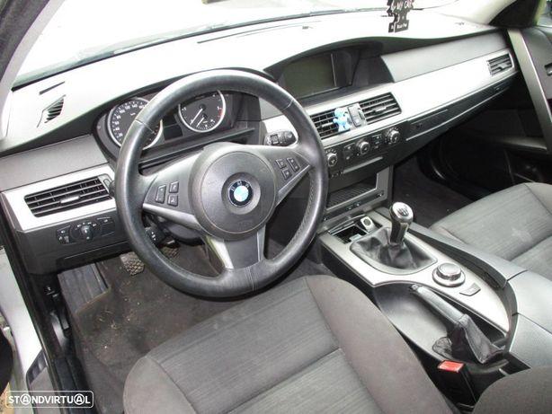 Conjunto de airbags para BMW serie 5 e60 e61 (2005)