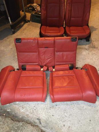 Fotele boczki BMW E92 E93 bardzo dobra cena!