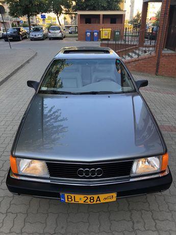 Audi 100 2.3 automat Najbogatrza wersja