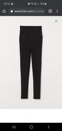 Spodnie Getry ciążowe H&M rozmiar M