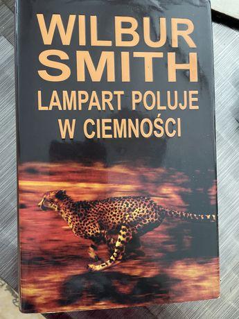 Wilbur Smith  lampart poluje w ciemności