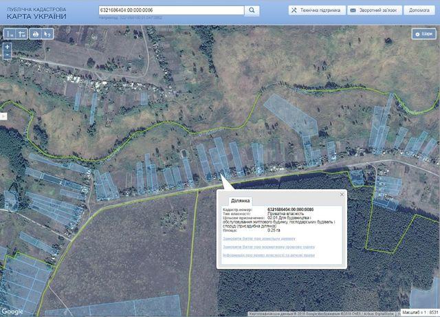 Продам 2 смежных земельных участка в с. Сосновый бор