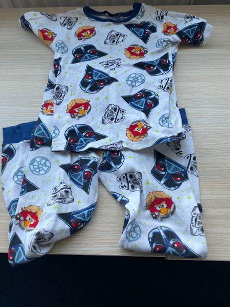 Pidżama Angry Birds Star Wars dla dziecka - rozmiar 104/110