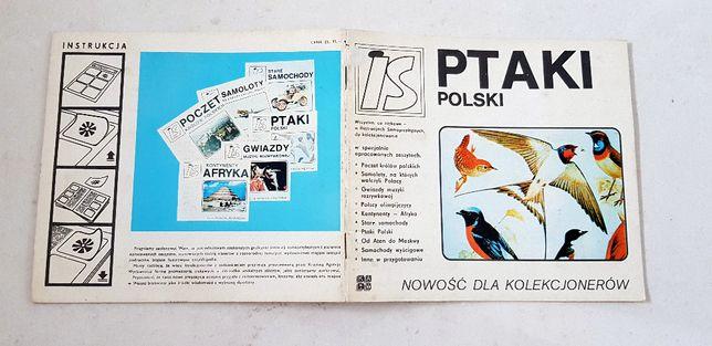 Ptaki Polski - Album dla Kolekcjonerów - #4