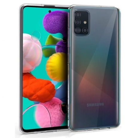 Capa gel Samsung A51, como novas.