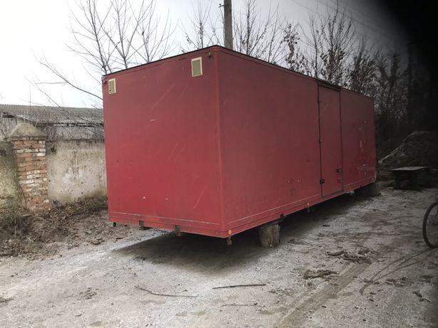 Будка контейнер