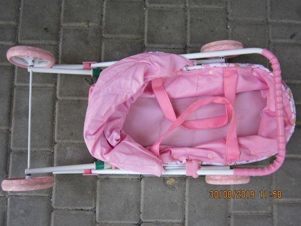 Продам недорого коляску детскую игрушечную для девочки от 2,5 лет