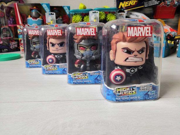 Необыкновенные фигурки Мстителей. Фигурки Марвел