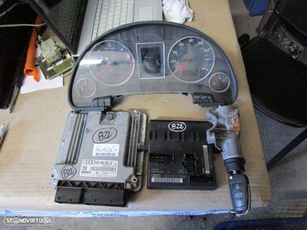 Centralina 03G906016JD 0281012654 AUDI / A4 / 2006 / 2.0TDI / 140CV / BOSCH /