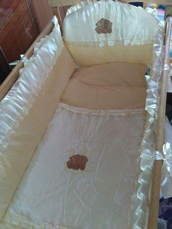 Кроватка, комплекты постельного