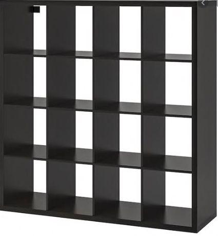 Regal IKEA 4x4 kallax