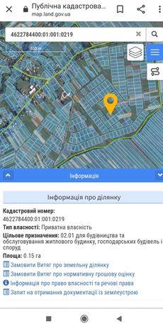 Ділянка село Крехів