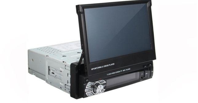 Radio samochodowe Multimedia wideo MP5 odtwarzacz ekran 7 cali dotykow
