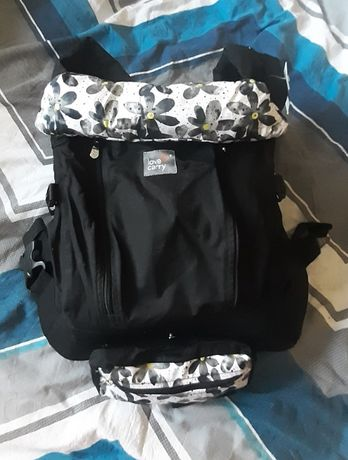 Эрго-рюкзак Love & Carry Air X Дейзи