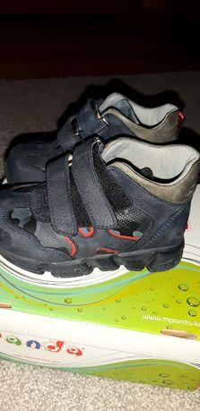 Демисезонные детские ботинки Panda