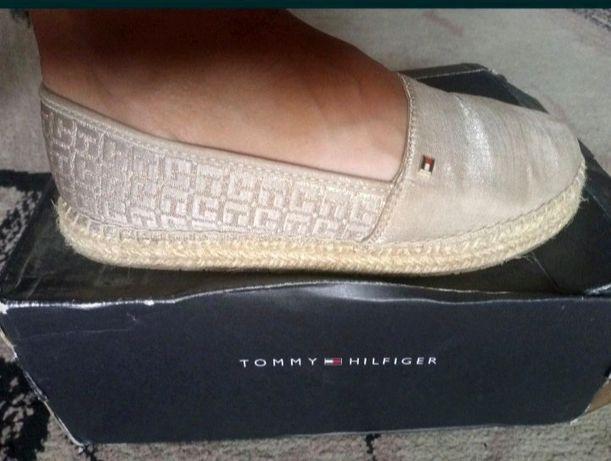 Espadryle Tommy Hilfiger 37