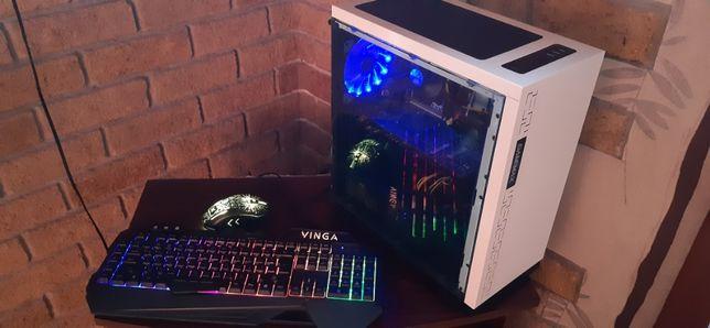 ИГРОВОЙ ПК Компьютер комп Системный блок+ клава+мышь
