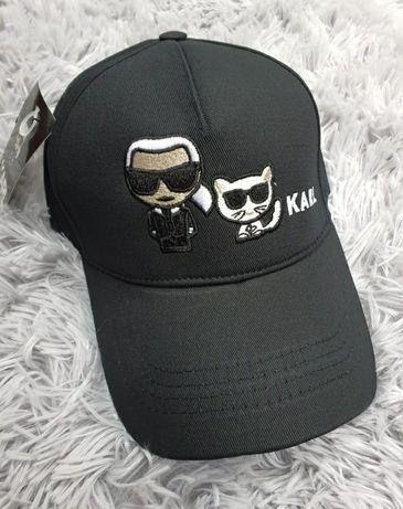 Czapka z daszkiem Karl Lagerfeld