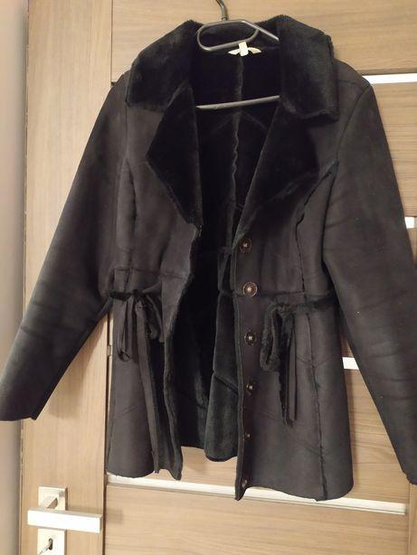 Skórzany płaszczyk firmy M&Co