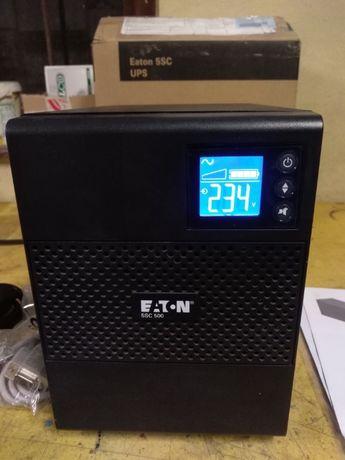 UPS zasilacz awaryjny Eaton 5SC 500i