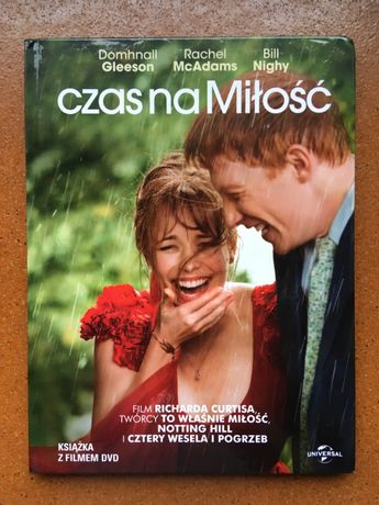 """""""Czas na miłość"""" książka z filmem DVD"""