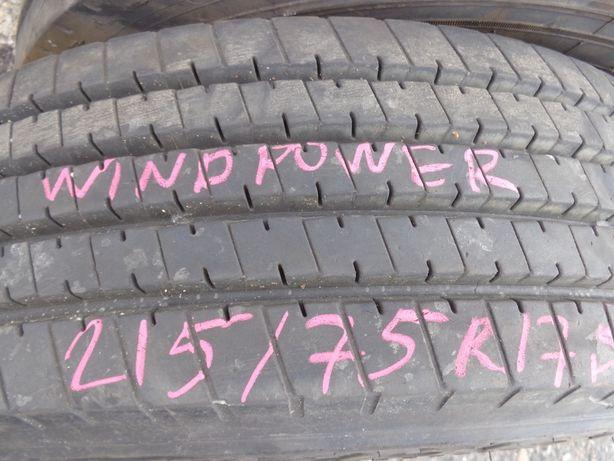 Opona ciężarowa 215/75R17.5 WindPower naczepa niskopodwozie przyczepa