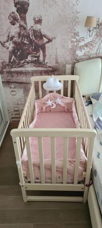 Детская кроватка манеж Верес