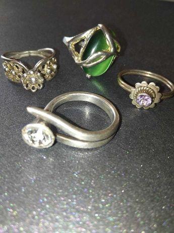 мельхиоровые кольца