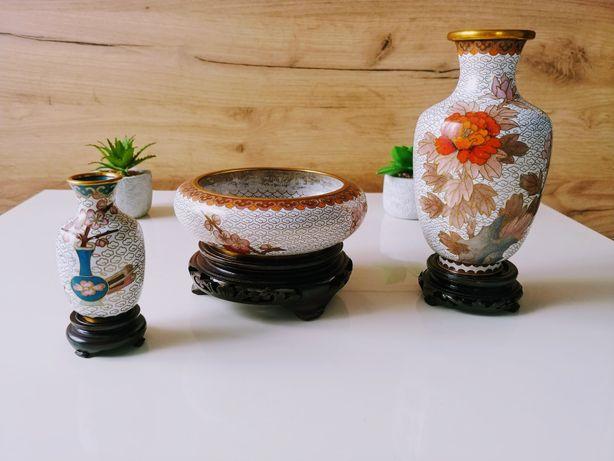 Stare chińskie wazy