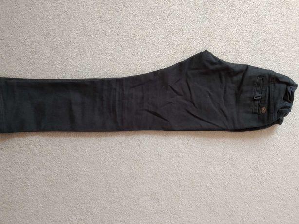 spodnie czarne chłopiec ZARA 7-8 lat roz 128