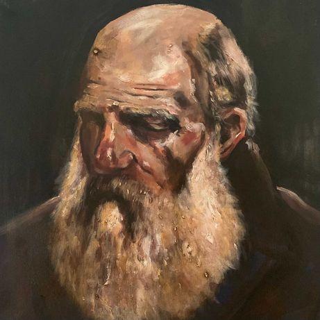 Retratos a óleo/acrilico ou carvão