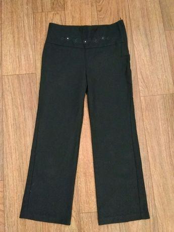 Брюки, штаны школьные для девочки на рост 116-122 см