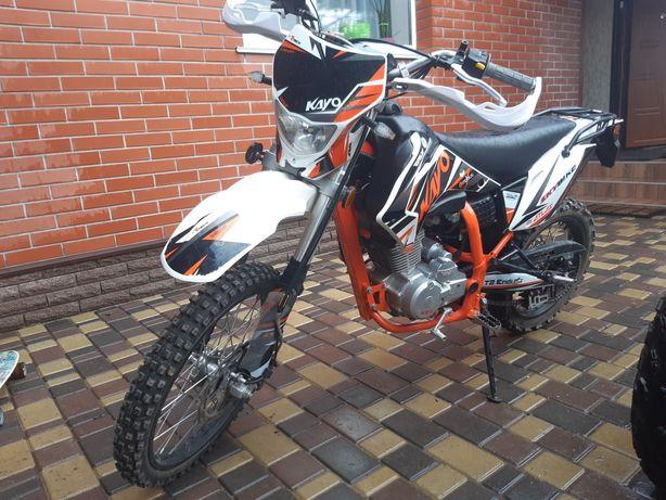 Kayo T 2 , Ktm, Yamaha