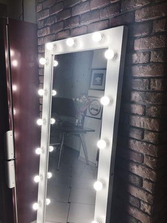 Зеркало с лампами, для макияжа, селфи,make up