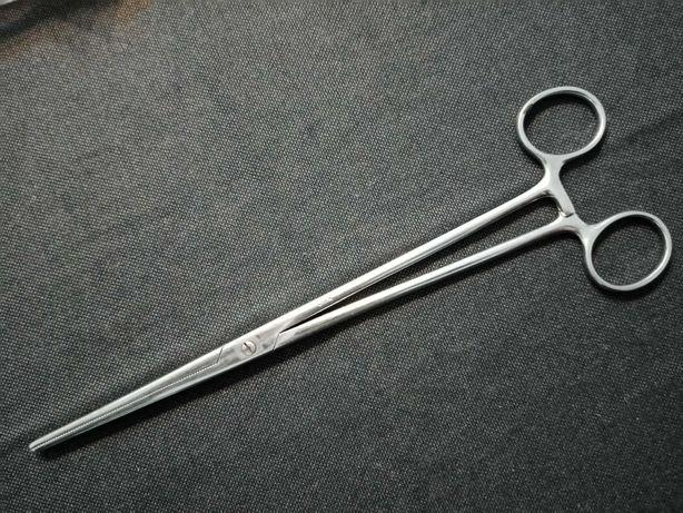 Pean prosty Chifa, kleszczyki chirurgiczne 240mm, hemostatyczne