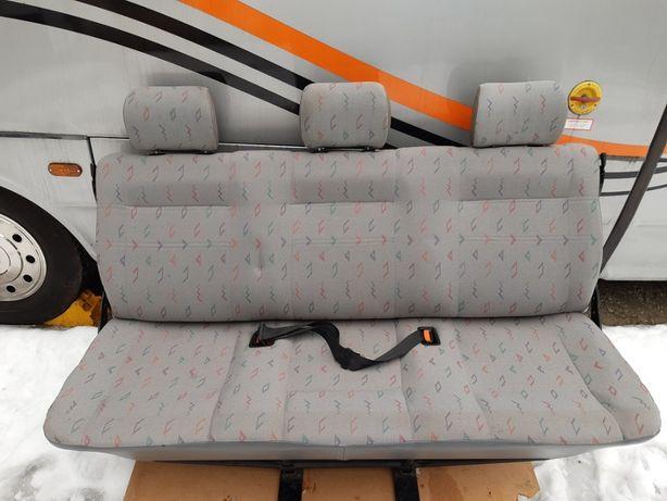 Fotel 3-osobowy/ławka Vw T4 Transporter, Caravella
