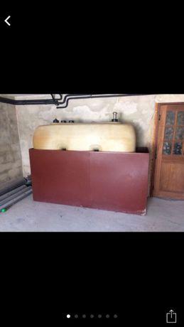 Caldeira para gasóleo 2000 litros