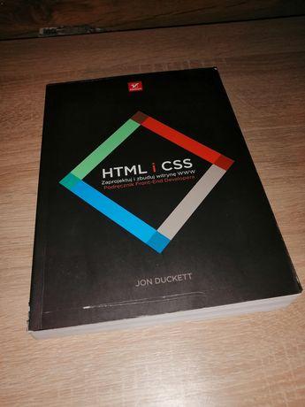Książka HTML i CSS