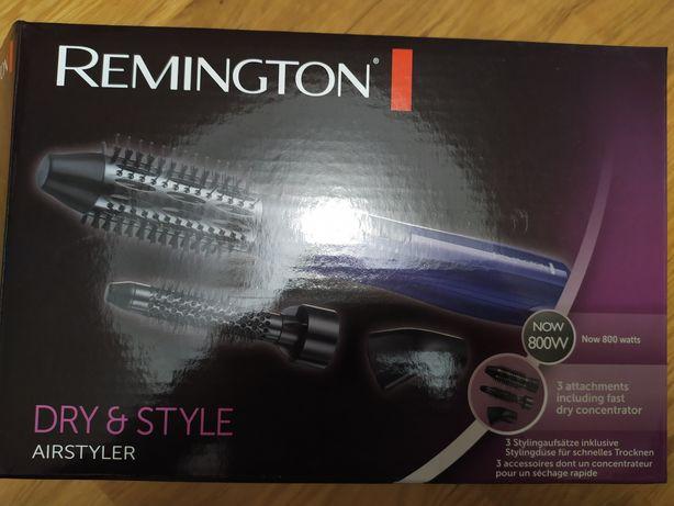 Remington! Новая фен-щетка с насадками для укладки+доставка