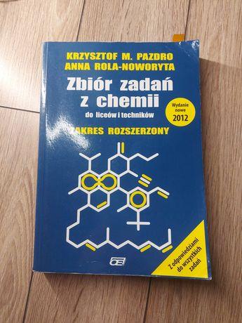 Zbiór zadań z chemii K.M.Pazdro OE