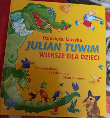 Wiersze dla dzieci Julian Tuwim
