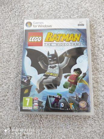 NOWA Gra PC LEGO Batman The Videogame