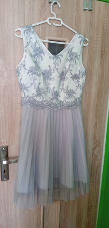 Sukienka wizytowa - rozmiar 42 wesele, święta
