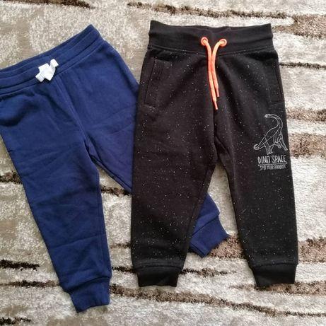 Штаны штанишки леггинсы лосины H&M комплектом