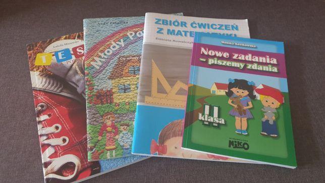 zestaw ksiązek dla dzieci kl 2 i 3