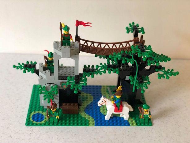 LEGO 6071 Forestmen's Crossing,Castle unikat tylko USA 1990