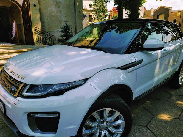 Range Rover do Ślubu
